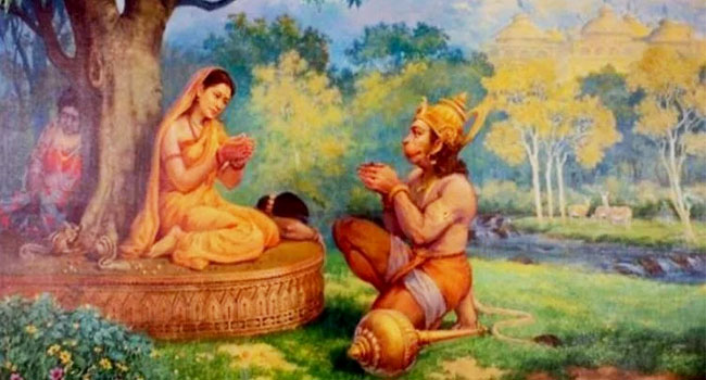 Building Trust – Story from the Ramayana